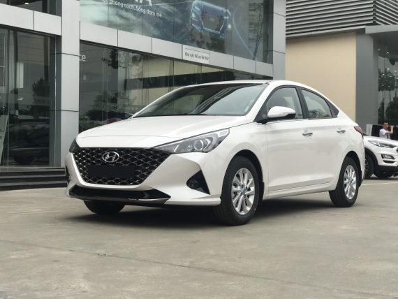Hyundai Accent so san 1.4 MT